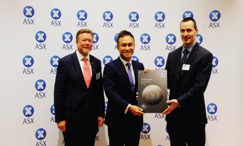 在联盟营销受到认可及发展迅速后,I Synergy 公司在 2017 年 3 月于澳大利亚证券交易所 (Australian Securities Exchange) 正式上市。